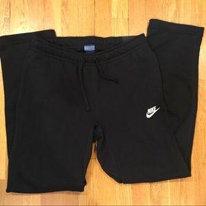 Men's Nike Dri-Fit Black Sweatpants, NWT